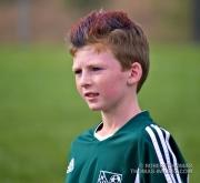 Soccer warrior